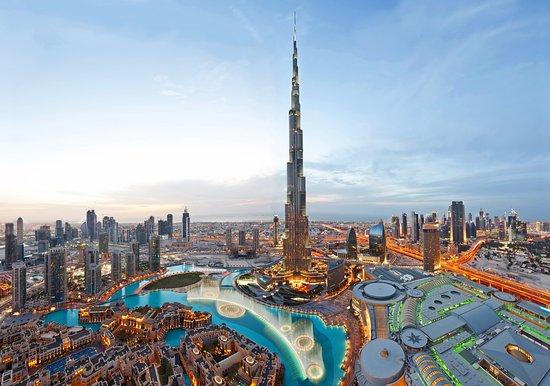 Burj Dubai O Edifício Mais Alto Do Mundo