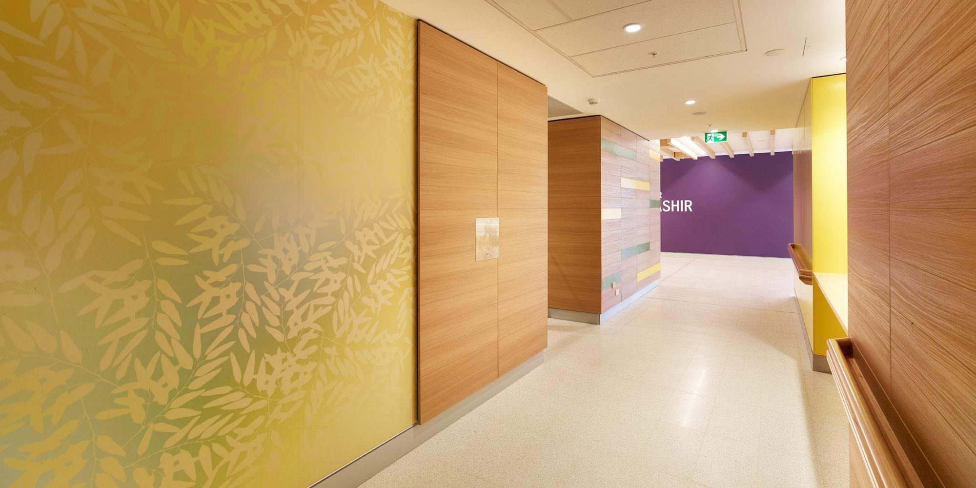 Papéis De Parede De Design Em Consultórios Médicos, Hospitais E Instalações De Tratamento